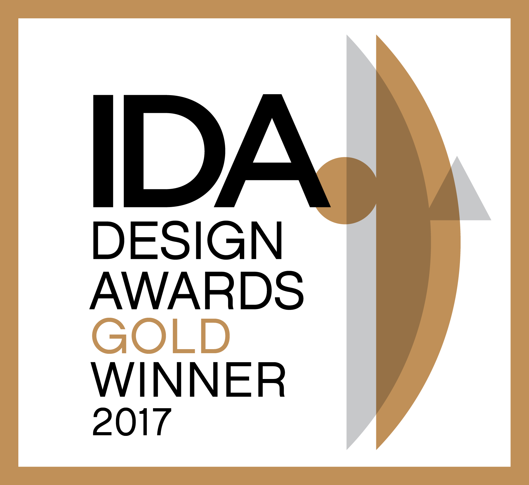 International Design Awards Gold 2017