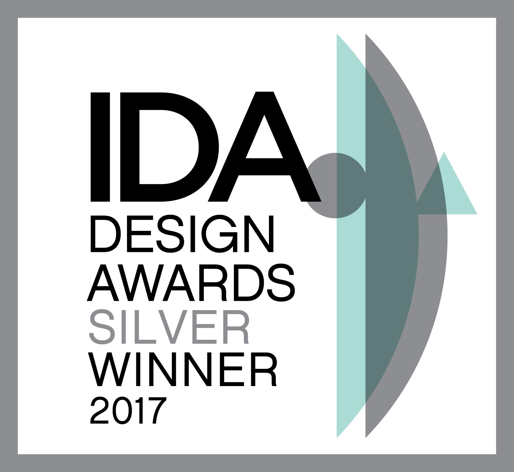 International Design Awards 2017 Silver